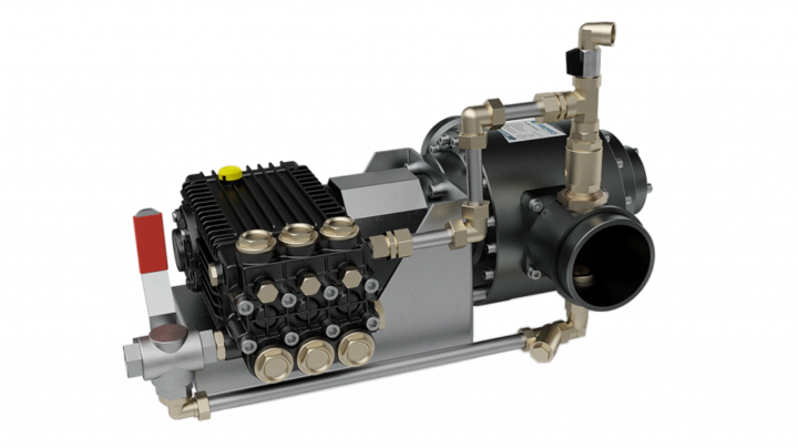 PP Piston Pump дозатор