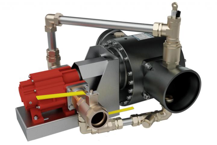 GR Gear Pump дозатор