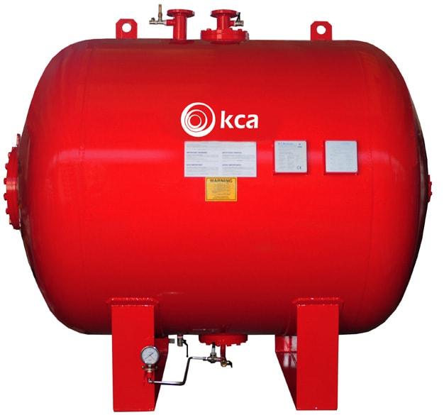 Бак-дозатор горизонтальный KCA