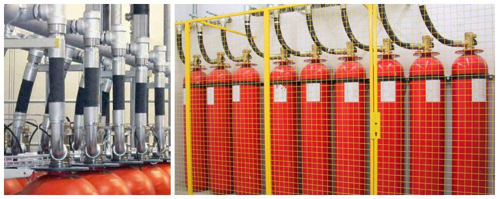 Преимущества модульных установок пожаротушения