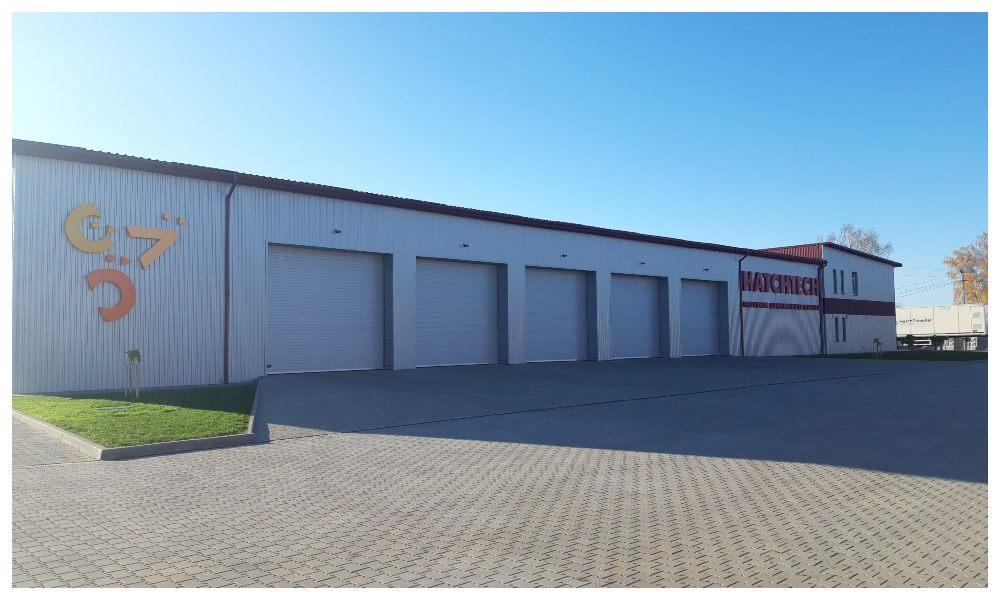 Проект по дымоудалению склада